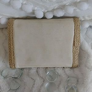 Roxy Bags - EUC Roxy embroidered wallet